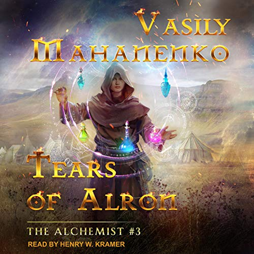 Couverture de Tears of Alron