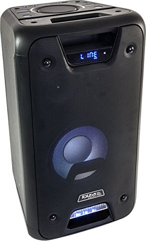 Ibiza 10-7089 FREESOUND300 Enceinte Portable amplifiée