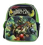 Teenage Mutant Ninja Turtles Toddler 12 Inch Backpack