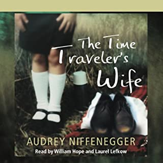 The Time Traveler's Wife                   By:                                                                                                                                 Audrey Niffenegger                               Narrated by:                                                                                                                                 William Hope,                                                                                        Laurel Lefkow                      Length: 17 hrs and 44 mins     1,110 ratings     Overall 4.3