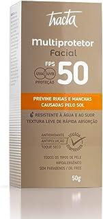 Multiprotetor Facial Com Fps 50, Tracta