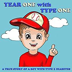 Type 1 Diabetes Books - year one with type one
