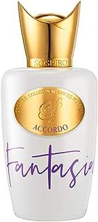 Sospiro Accordo Fantasia Eau de Parfum Spray for Unisex, 100 ml
