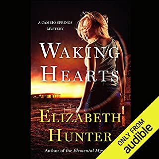 Waking Hearts audiobook cover art