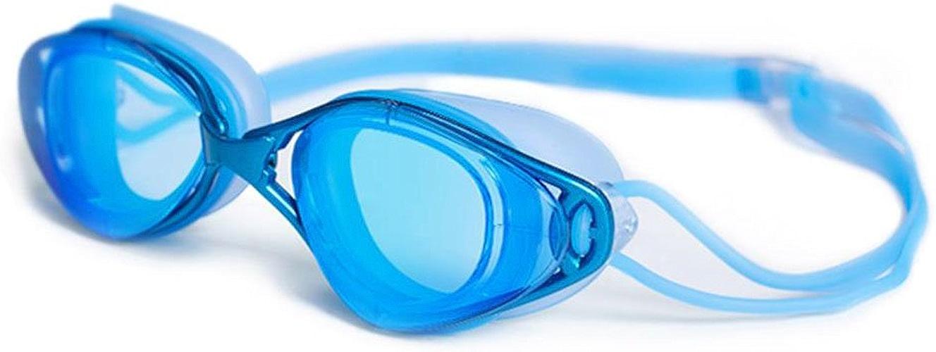 CL& Lunettes de plongée Lunettes de Natation Anti-UV Anti-buée étanche HD Plating Goggles Adultes Formation Professionnelle Unisexe Lunettes de Natation
