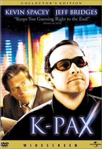K-Pax [Reino Unido] [DVD]