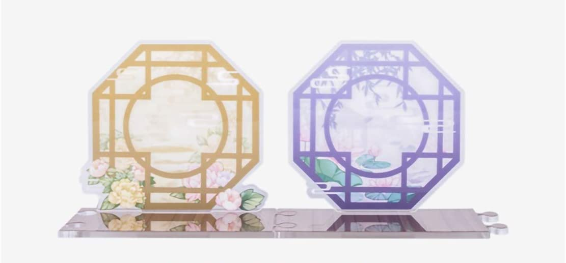 Color:Jiang Cheng Comes With Bonus Acrylic Combination Scene Jiang Cheng And Jin Ling Official Figure The Untamed Mo Dao Zu Shi