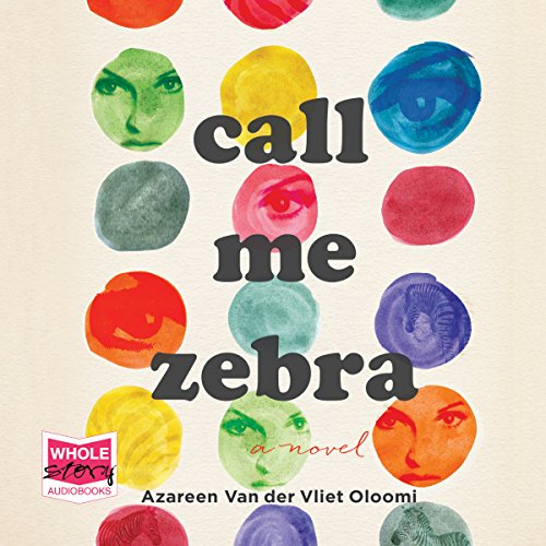Call Me Zebra cover art