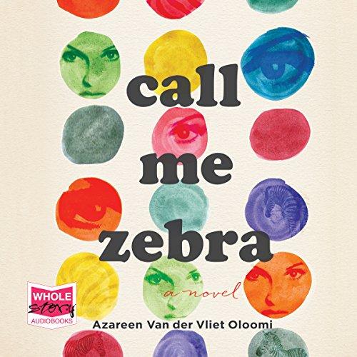 Call Me Zebra audiobook cover art