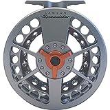 Lamson Speedster Fly Reel Grey/Orange, 2