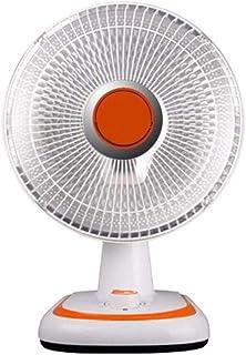 XYW-0007 Calefactor Eléctrica Calentador de Silencio de Escritorio Calefactor Similar a la Oficina doméstica de Ahorro de energía Sun Blanco 600W