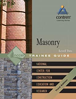 Masonry Level 2 Trainee Guide, Paperback (3rd Edition)