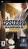 SEGA Football Manager 2009 - PSP