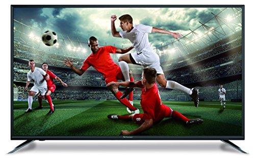 STRONG SRT 40FX4003 101 cm (40 Zoll) Full HD LED Fernseher (FHD, Triple Tuner, HDMI, USB, Hotelmodus) schwarz