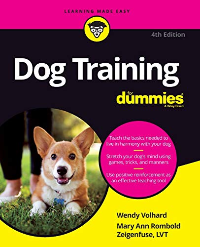 Dog Training For Dummies, 4th Edition