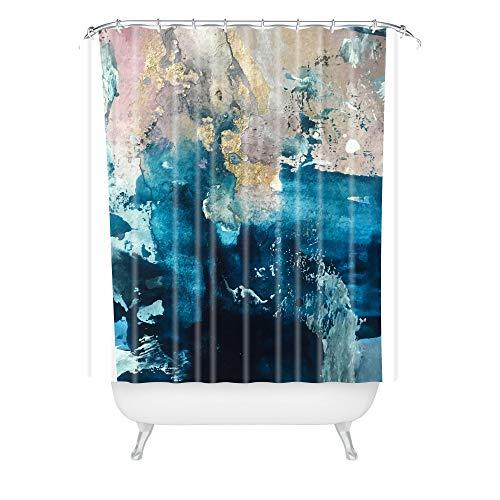 "Society6 Alyssa Hamilton Timeless 2 Shower Curtain, 72"" x 69"", Multi"