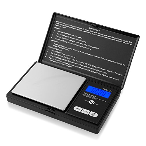 Our #2 Pick is the Weigh Gram Scale Digital Pocket Scale