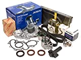 Evergreen TBK271MHWPACT Compatible With 95-04 Toyota 3.4L 5VZFE Timing Belt Kit AISIN Water Pump