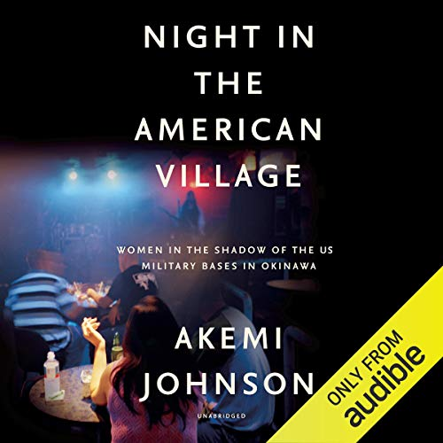 Night in the American Village audiobook cover art