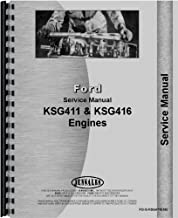 ksg416 ford engine