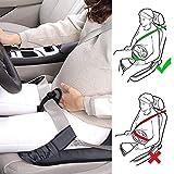 Rovtop Schwangerschafts-Sicherheitsgurt-Regler, Sicherheitsgurt für Schwangere, Komfort & Sicherheit für den Bauch schwangerer Mütter, Schützt das ungeborene Baby, ein Muss für werdende Mütter