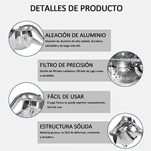 Ray Exprimidores manuales