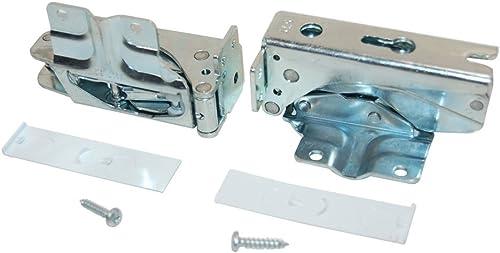 Siemens 481147Accessoires Réfrigérateur/portes/réfrigérateur congélateur charnière de porte KIT, pack de 2