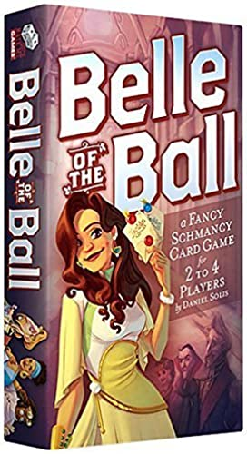 wholesape barato Belle of the the the Ball by Dice Hate Me Games  elige tu favorito