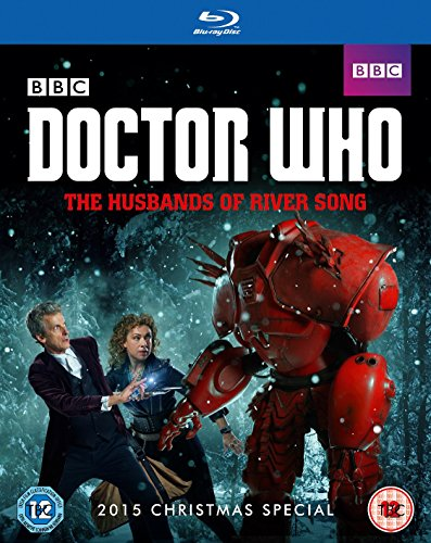 Doctor Who - The Husbands of River Song (2015 Christmas Special) [Blu-ray]