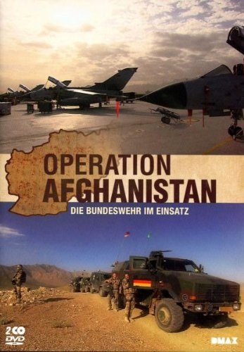 Operation Afghanistan - Die Bundeswehr im Einsatz (2 DVDs)