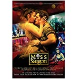 DMYDMY Miss Saigon: The 25th Anniversary Performance (2016) Concert Poster Canvas Print Wall Art Decoration Artwork -50x70cm No Frame