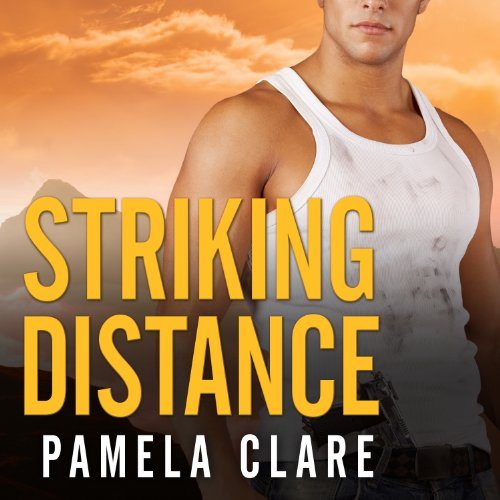 Striking Distance audiobook cover art