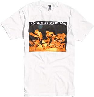 WOD Rage Against The Machine Live Tom Morello Rock Licensed Tee T-Shirt Men