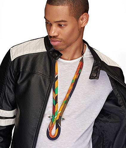 Male Kente African Necklace | Men�…