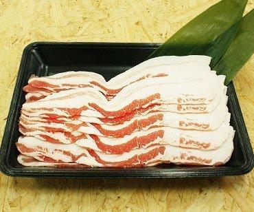 【ギフト】 山原豚(琉美豚) ≪白豚≫ バラ しゃぶしゃぶ用 500g×2P フレッシュミートがなは 赤身が多く高タンパク 脂身が甘く低カロリーな沖縄県産豚肉