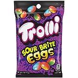 Trolli Sour Brite Eggs, 4 Ounce (12088)