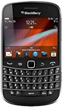 Blackberry BY-9900 Unlocked Cell Phone - International Version, Charcoal Black