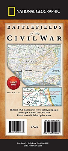 Price comparison product image Battlefields of the Civil War