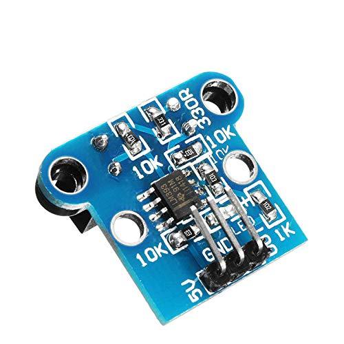 hgbygvuy 5pcs H206 fotoelettrico contropuntura di conteggio del modulo del sensore del Motore del Motore della Scheda del Robot del Robot del Robot della Scheda 6mm Larghezza Slot s