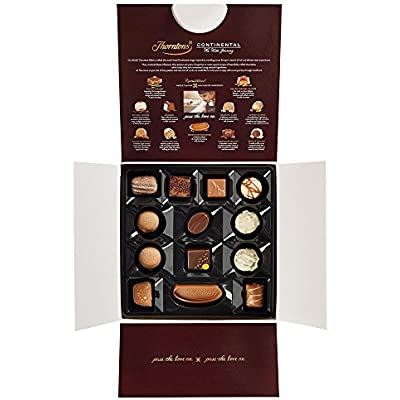 Cheap Thorntons Continental Parcel 432g Price