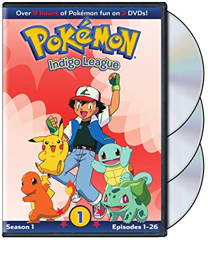 pokemon 1st season - 2