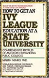 Image of How to Get an Ivy League Education at a State University