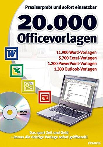 20.000 Office Vorlagen