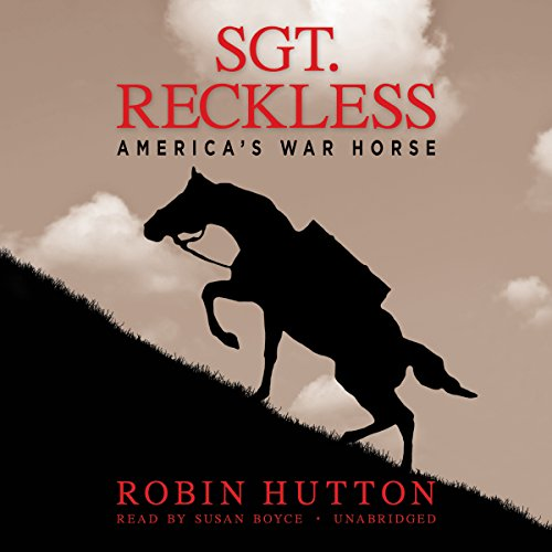 Sgt. Reckless cover art