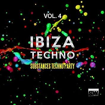 Ibiza Techno, Vol. 4 (Substances Techno Party)