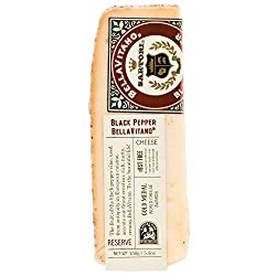 Sartori Black Pepper Bellavitano , 5.3 oz