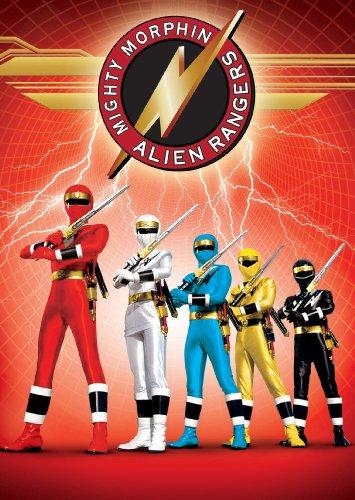 Mighty Morphin Alien Rangers [DVD]