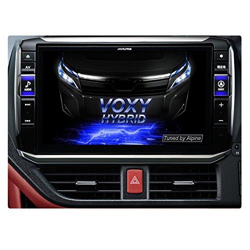 アルパイン カーナビ BIG X 11型 EX11NX-NVE ヴォクシー/ノア/エスクァイア80系専用 無料地図更新/フルセグ/Bluetooth/Wi-Fi/Android&iPhone対応/DVD/SD/USB/HDMI/ハイレゾ/VICS/WXGA