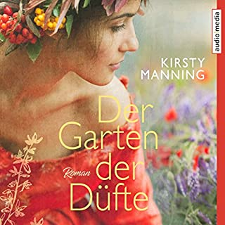 Der Garten der Düfte Titelbild