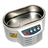 SATKIT Cubeta Limpieza de residuos Mediante ultrasonidos MLINK 105-D Tanque 0, 5 litros 30/50W